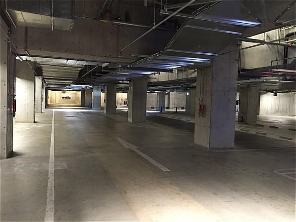 マリンアンドウォークヨコハマ駐車場