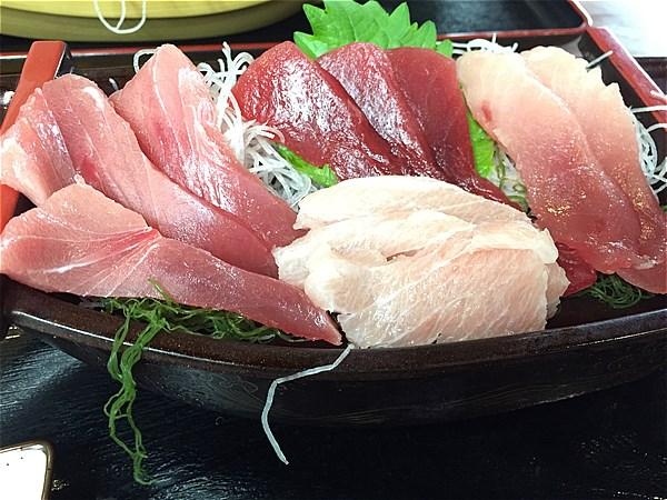三崎くろば亭マグロ定食-2