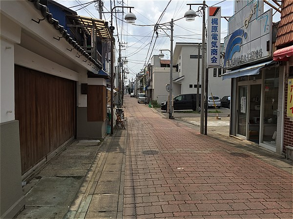 三崎商店街-2
