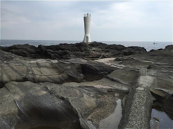 安房崎灯台-2