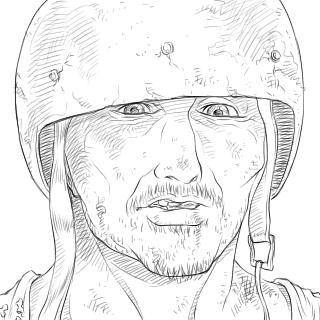 画廊伝説 作品No.59『これ、何用のヘルメットなの?』